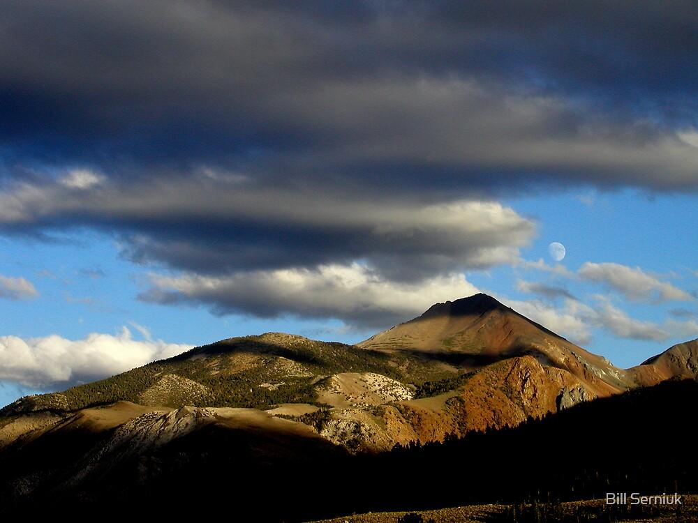 Sierra Moonrise by Bill Serniuk