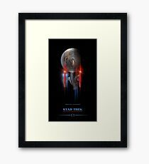 Star Trek Enterprise NCC 1701-C Framed Print