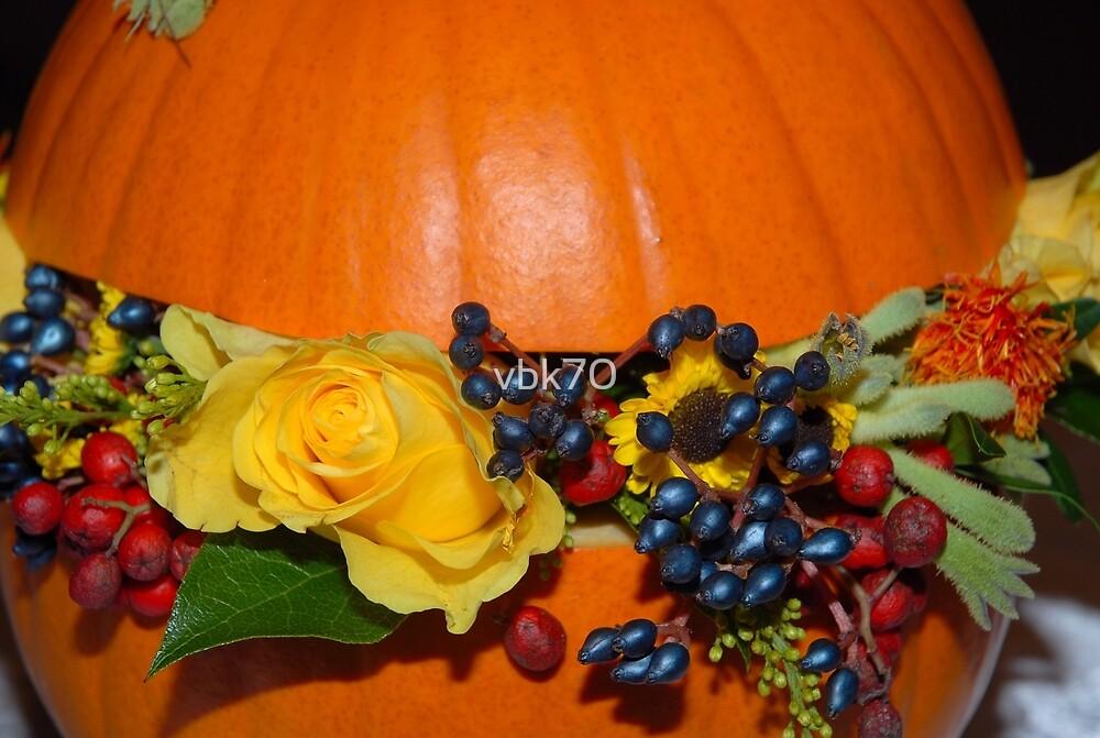 Happy Thanksgiving by vbk70
