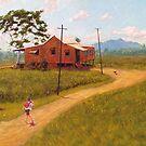 Home at Last! by Cary McAulay