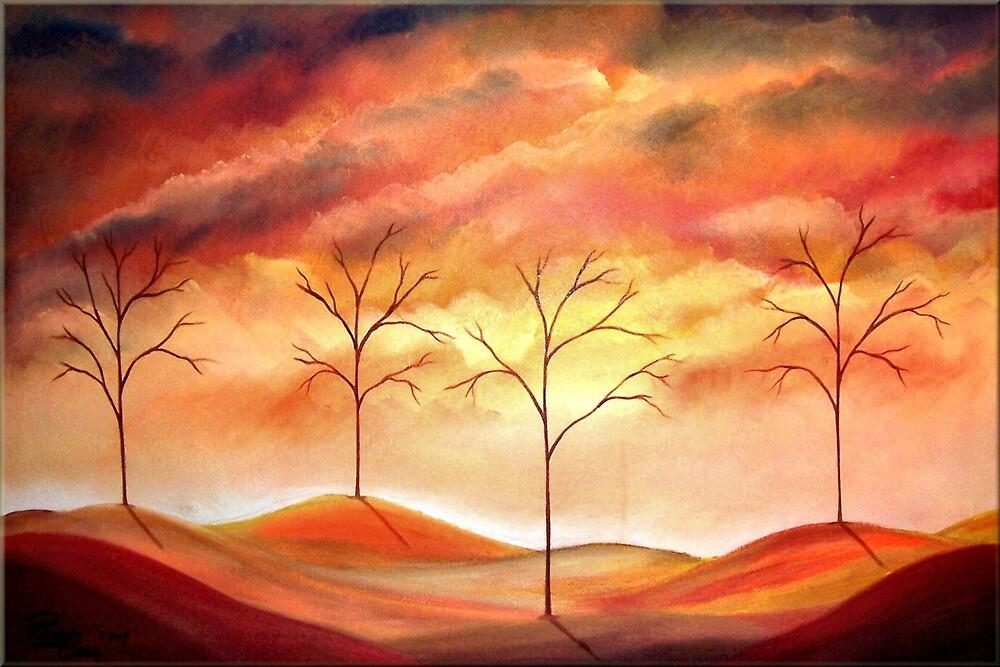 New Beginnings by Peggy Garr