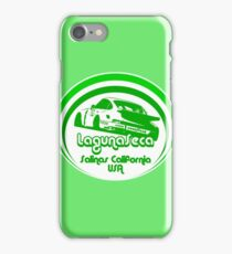 Laguna Seca iPhone Case/Skin