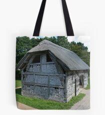 Cruck-frame barn - 16th Century Tote Bag