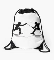 Fencing Drawstring Bag