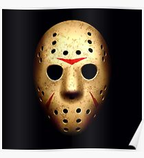 Jason Voorhees - Friday the 13th Poster