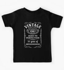 Vintage Limited 1967 Edition - 50th Birthday Gift Kids Clothes