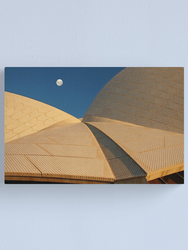 Alternate view of Sails Canvas Print