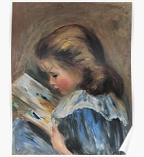 Auguste Renoir - The Picture Book  Poster