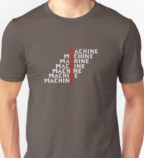 Machine Unisex T-Shirt