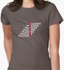 Machine Women's Fitted T-Shirt