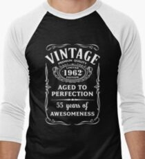 Vintage Limited 1962 Edition - 55th Birthday Gift T-Shirt