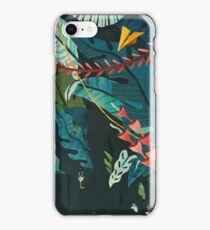 Cave swim iPhone Case/Skin