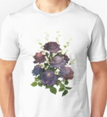 Space Roses Unisex T-Shirt