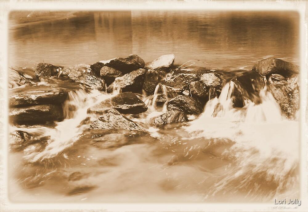 Creek by Lori Jolly