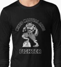MMA fighter Long Sleeve T-Shirt