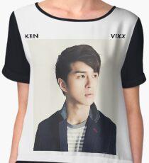 VIXX - Ken Women's Chiffon Top