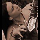 Luthier Angel by Lisa Hildwine