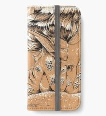Mermaid iPhone Wallet/Case/Skin