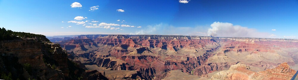 the Grand Canyon by Zoli