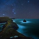 Orion Rising over Boscastle by Matt Stansfield