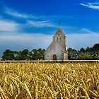 A Church in the Fields by cclaude