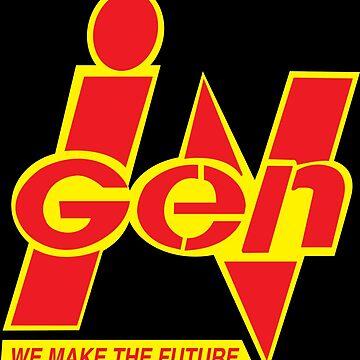 iNGEN We Make The Future by LightningDes