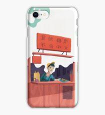 Foodstand iPhone Case/Skin
