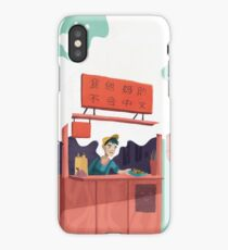 Foodstand iPhone Case