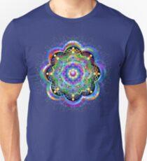 Mandala Universe Psychedelic  Unisex T-Shirt