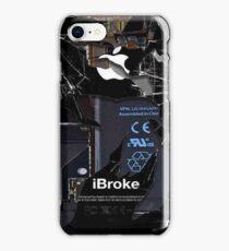 iBroke, Phone case.  iPhone Case/Skin