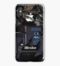 iBroke, Phone case.  iPhone Case/Skin