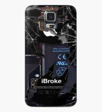 iBroke, Phone case.  Case/Skin for Samsung Galaxy
