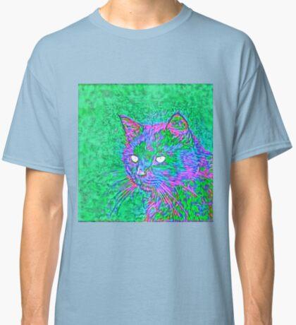Ninja Cat, Predator Classic T-Shirt