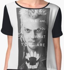 The Lost Boys Chiffon Top