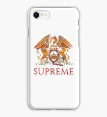 Queen Supreme iPhone Case/Skin