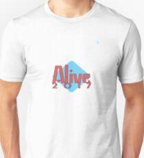 Alive 2017 Tour - Ludicrous DP  Unisex T-Shirt