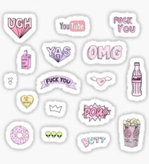 Aesthetic Png Stickers Redbubble