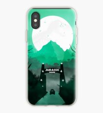Lost World iPhone Case