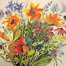 Blumeneruption von bevmorgan