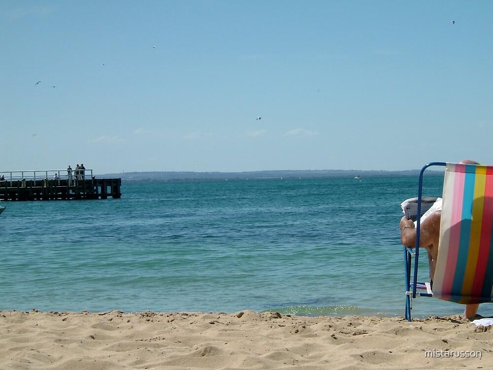 Beach 2 by mistarusson