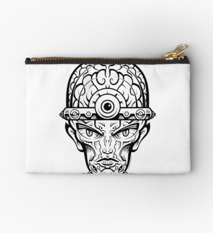 Eye Don't Mind Studio Pouch