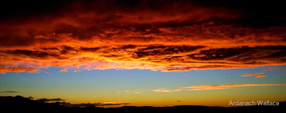 Shock Sky by Ardanach Wallace