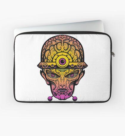 Eye Don't Mind - Alternative Fax remix Laptop Sleeve