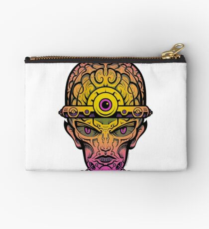 Eye Don't Mind - Alternative Fax remix Studio Pouch