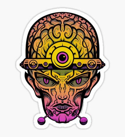 Eye Don't Mind - Alternative Fax remix Sticker