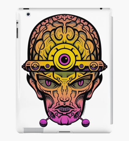 Eye Don't Mind - Alternative Fax remix iPad Case/Skin