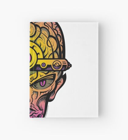Eye Don't Mind - Alternative Fax remix Hardcover Journal