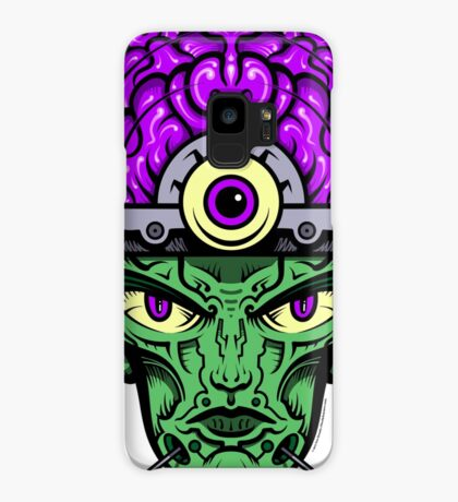 Eye Don't Mind - Full Color Jacket remix Case/Skin for Samsung Galaxy