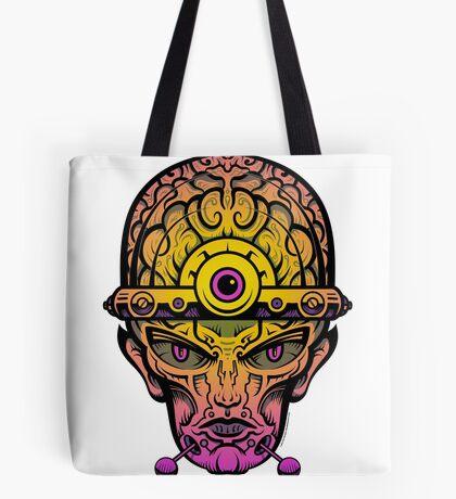 Eye Don't Mind - Alternative Fax remix Tote Bag