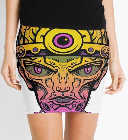 Eye Don't Mind - Alternative Fax remix Mini Skirt